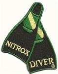 NITROX Fin Patch - Wholesale - 20 patches