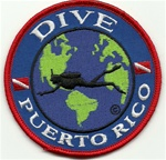 Puerto Rico- Dive The World patch