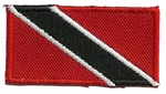 Trinidad and Tobago Country Flag Small